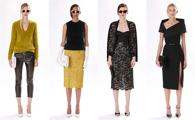Michael Kors pre-fall 2013 collection