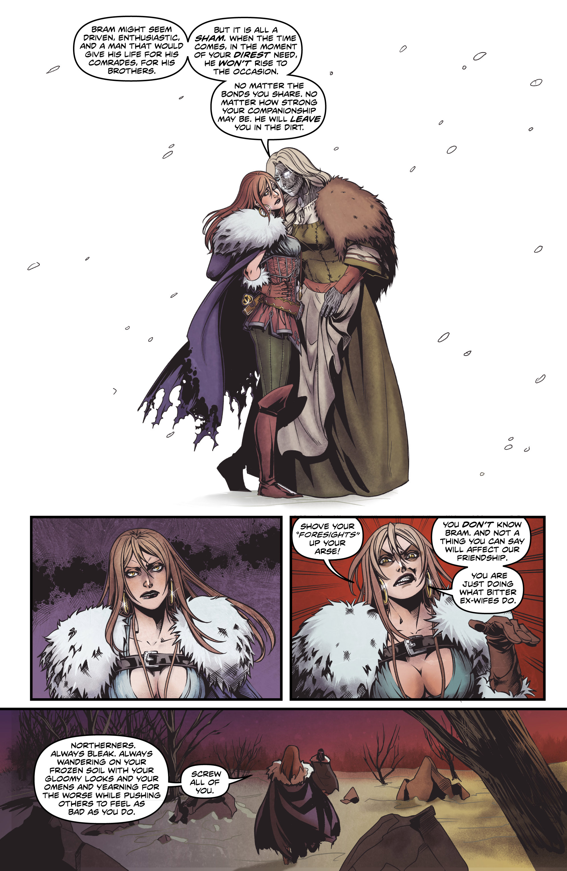 Read online Rogues! (2014) comic -  Issue #2 - 24