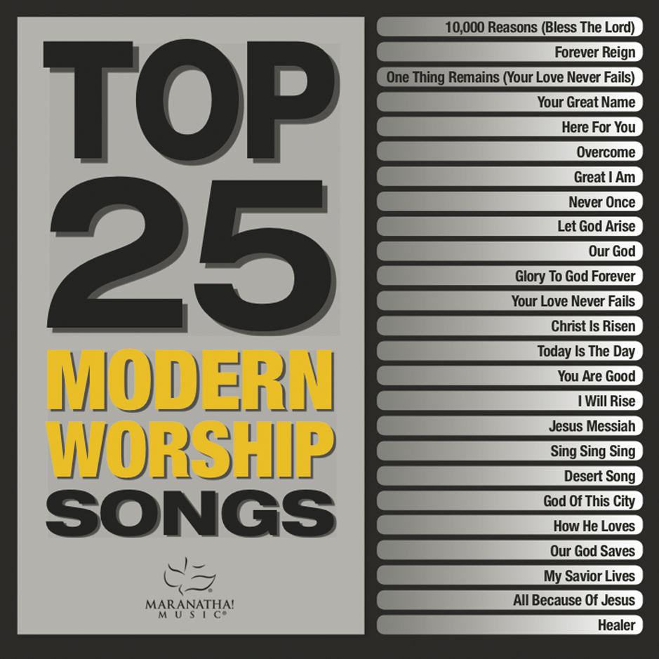 Various Artists - Top 25 Modern Worship Songs (2013) [iTunes Plus