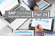 Bộ câu hỏi chứng chỉ SAP Business One (Phần 24)