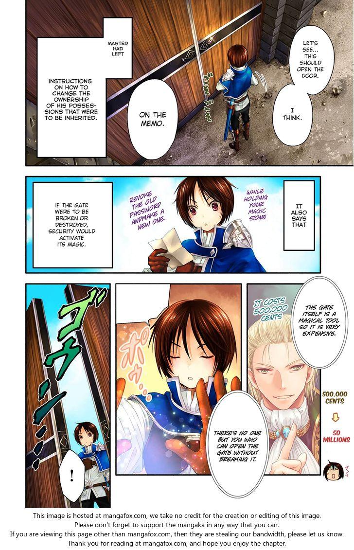Hachinan tte, Sore wa Nai Deshou! - Chapter 6
