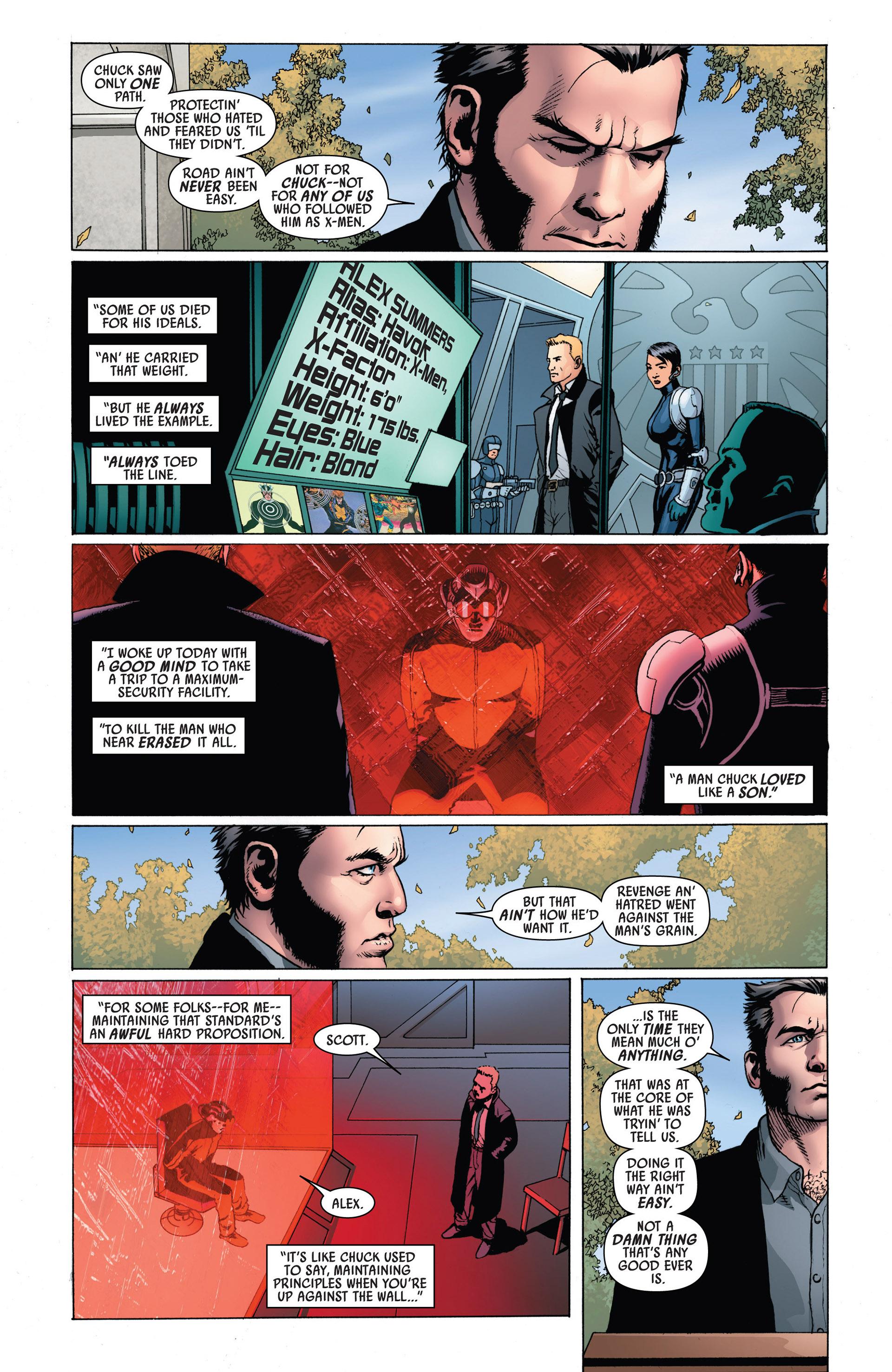 Read online Uncanny Avengers (2012) comic -  Issue #1 - 5
