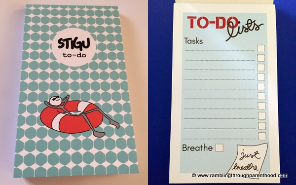 Stigu To-Do pad