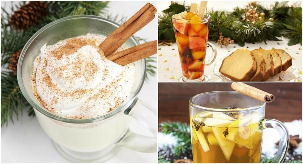 Punchs délicieux à savourer la veille de Noël