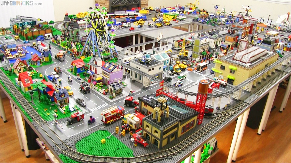 Lego City Layout Plan Amp Queue Updated Sep 24 2016