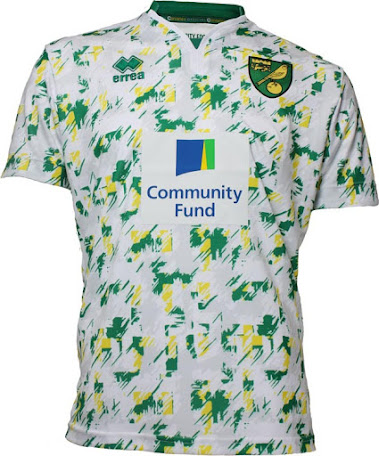 e67aae27a65 Norwich City 16-17 Third Kit Released - Footy Headlines