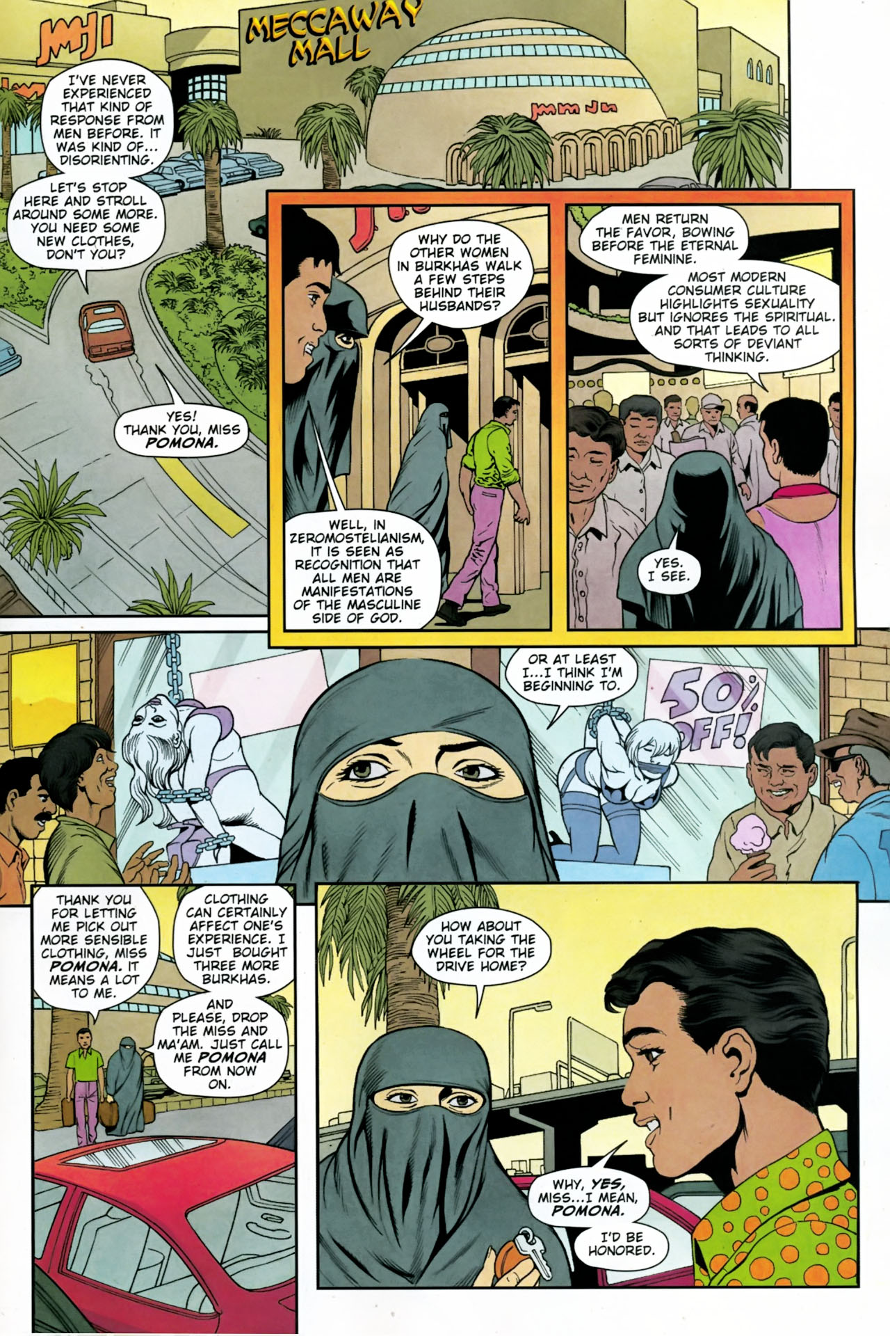 Read online Army @ Love comic -  Issue #11 - 16