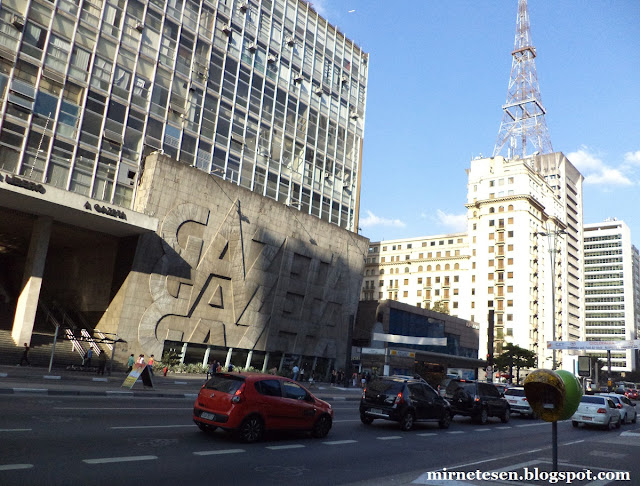 Авенида Паулиста, Сан-Паулу