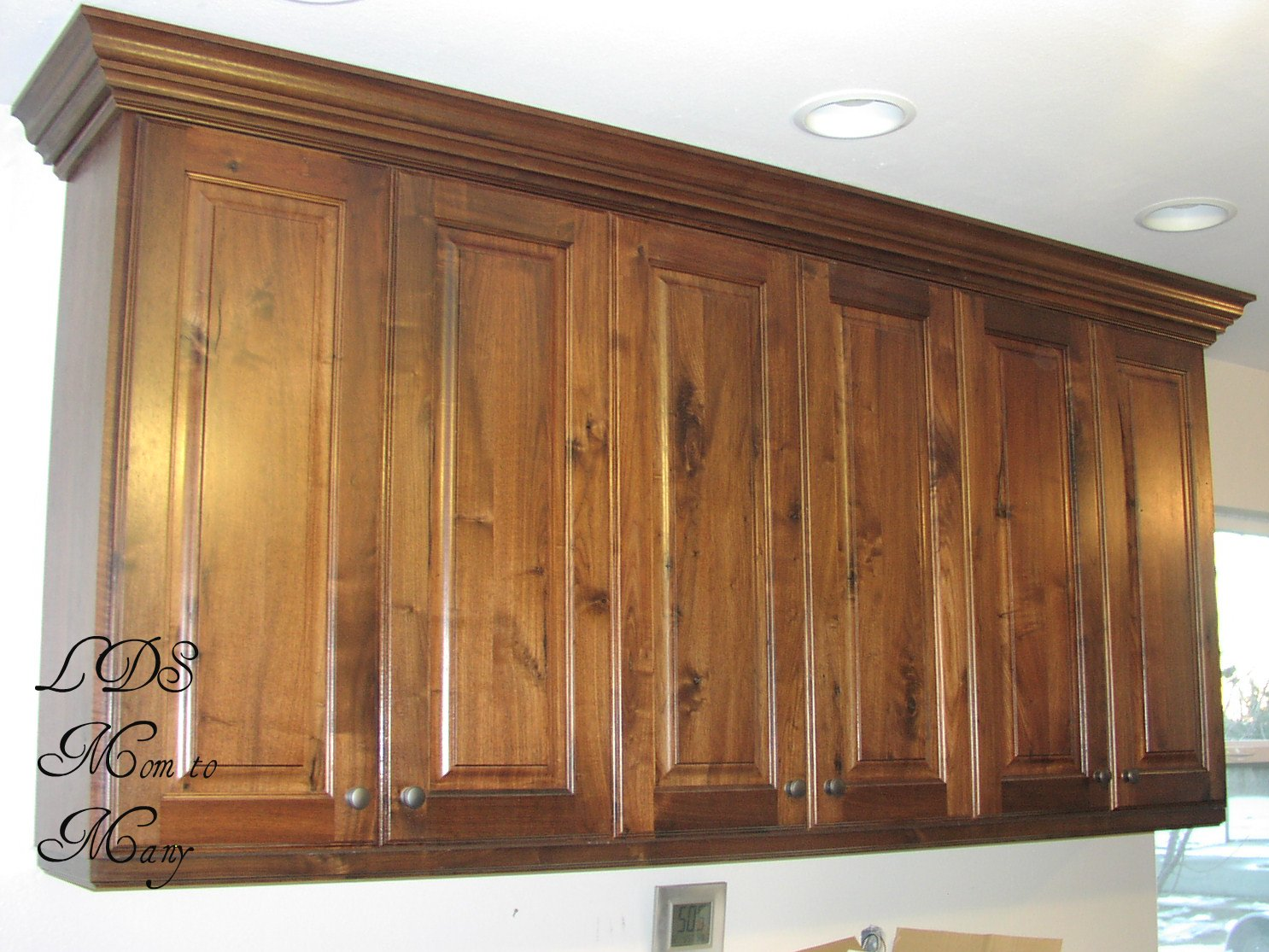 Beautiful Kitchens with Walnut Cabinets