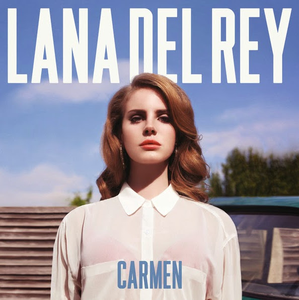 Lana Del Rey - Carmen - Single Cover