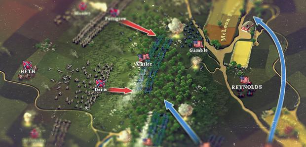 Ultimate General Gettysburg Promo