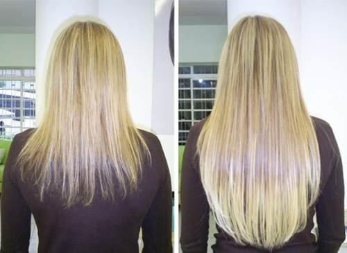 oignon pour les cheveux