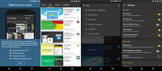 XDA Labs APK TO Download | XDA Forum Android App | Official XDA FORUM APK, Features, Change-log