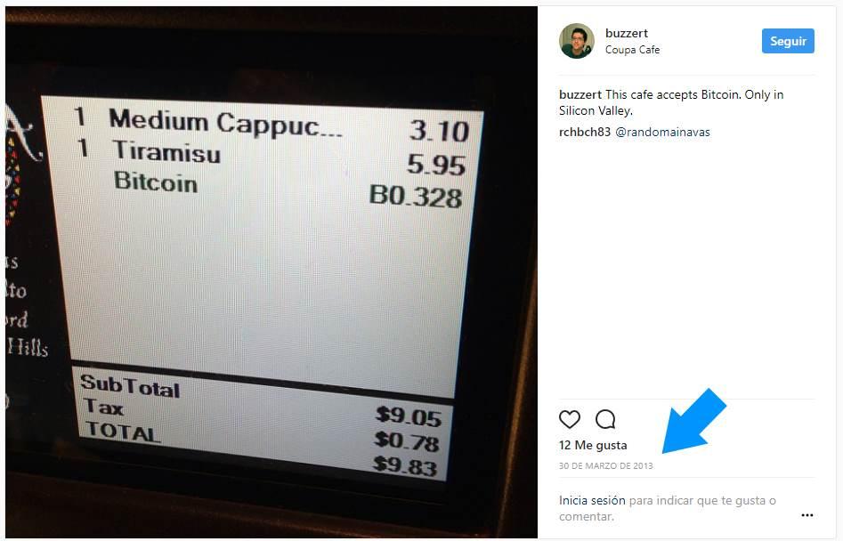 cafe bitcoin