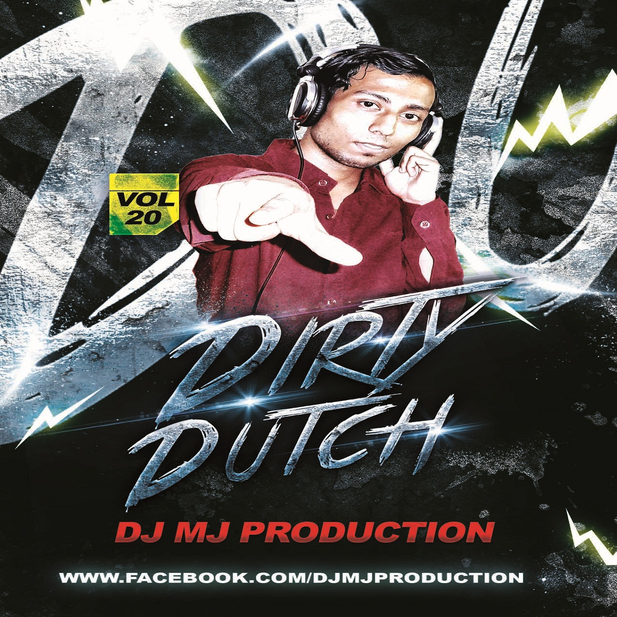Dirty Dutch Vol-20 DJ Mj Production
