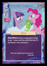 MLP Downright Dangerous Premiere CCG Card