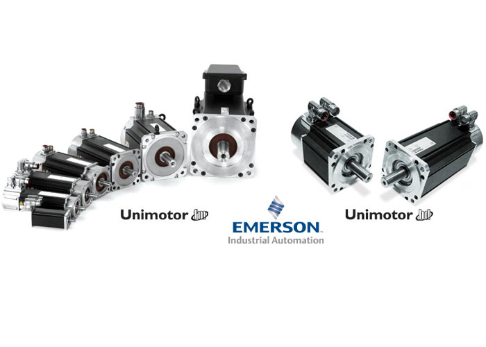 Emerson Unimotor Hd Pulse Duty Servo Motor Features And