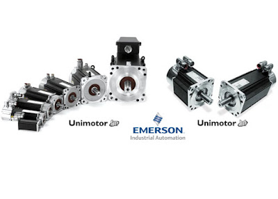 Emerson Unimotor hd Pulse duty servo motor