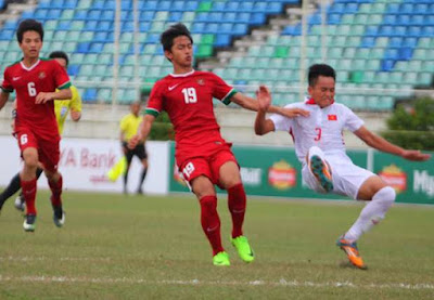 Live Streaming Indonesia vs Thailand
