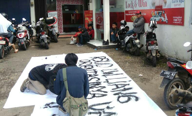 Dua Ribu Tanda Tangan Protes Layanan RSUD Leuwiliang