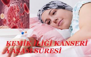 Kemik İliği Kanseri Yaşam Süresi
