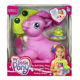 MLP Soakey Dokey So-Soft Bubble Bath Time G3 Pony