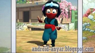 Free Download 10 Game Ninja Android Terbaik yang Keren Seru Penuh Petualangan APK Terbaru Gratis