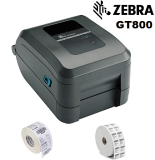 Zebra GT800 Barcode Printer Driver Download