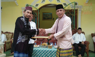 Iskandar SE : Umaroh, Ulama dan Umat Harus Bersatu