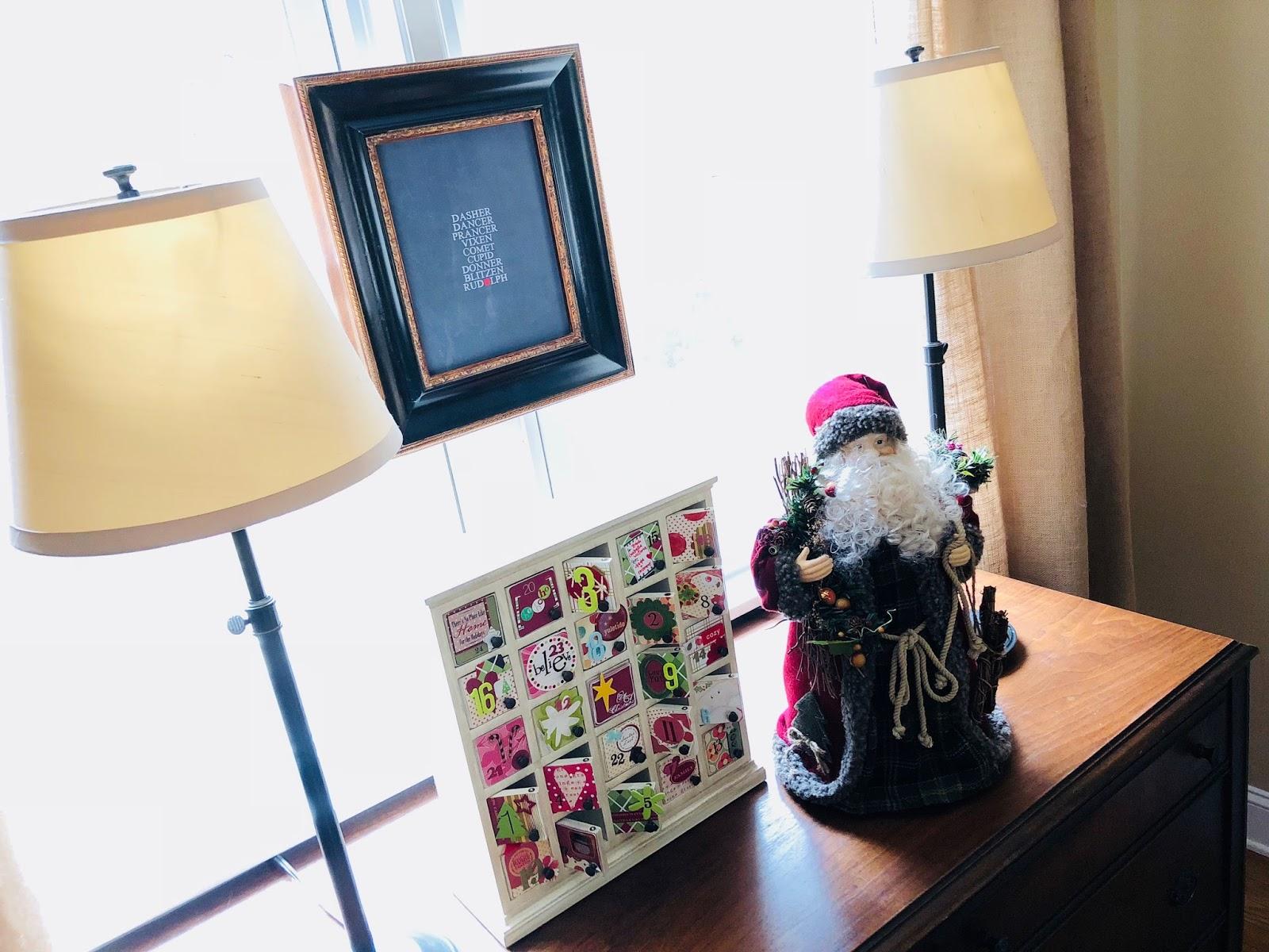 #rudoloph #reindeer #art #print #printable #christmas #freebie