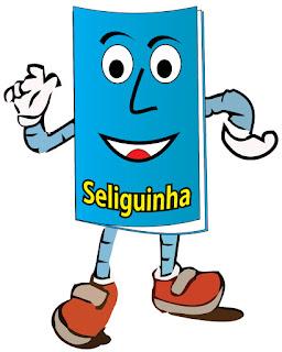 Mascote SeLiguinha