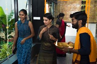 Naga Chaitanya-Samantha Akkineni's Latest Photo Clicks!