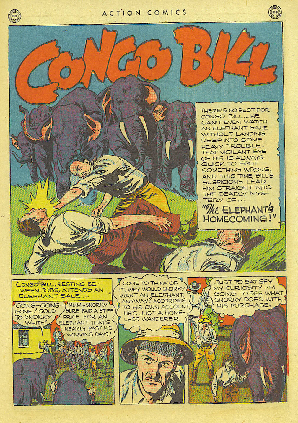 Read online Action Comics (1938) comic -  Issue #89 - 17