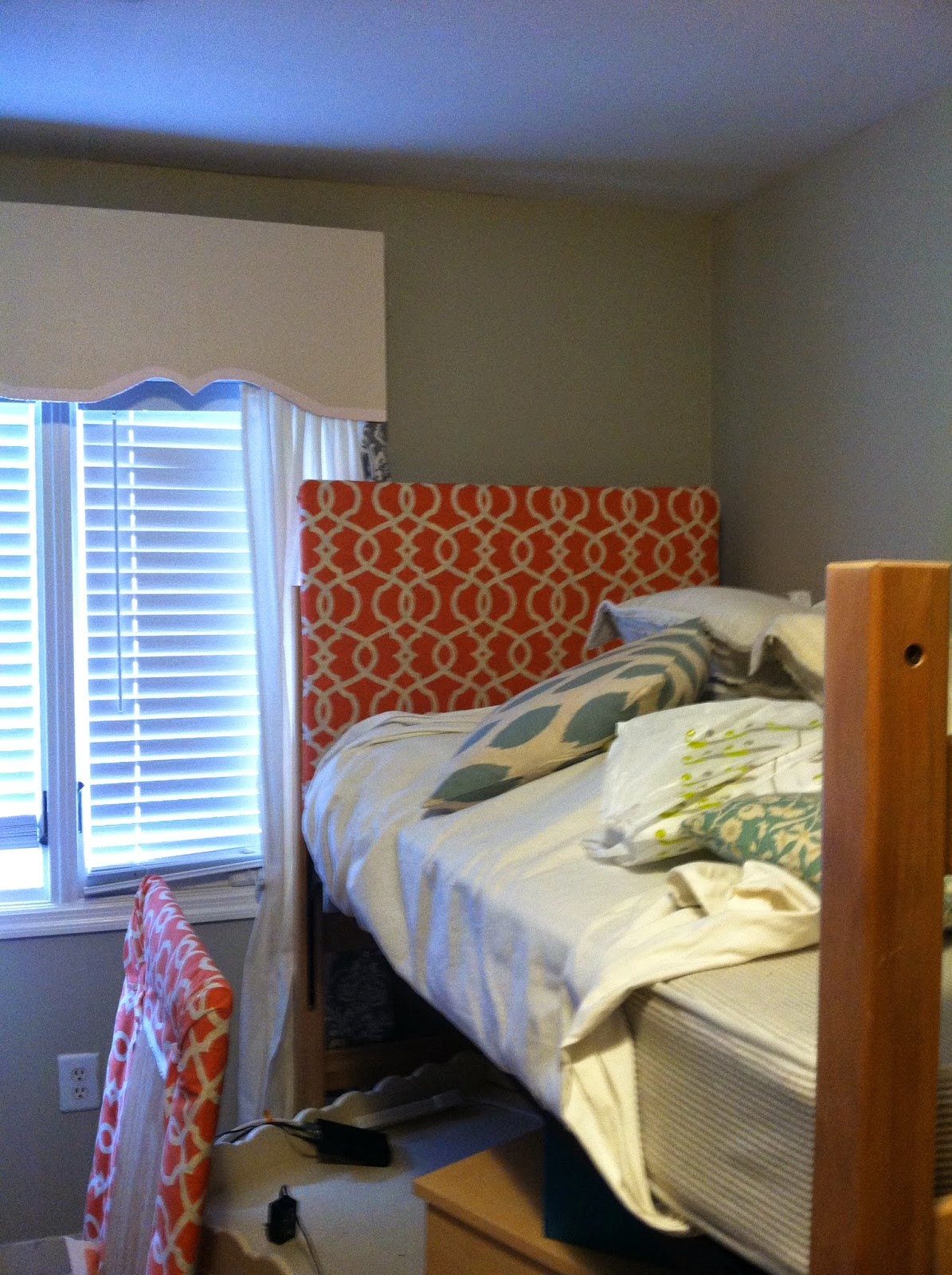Dorm Room Headboards