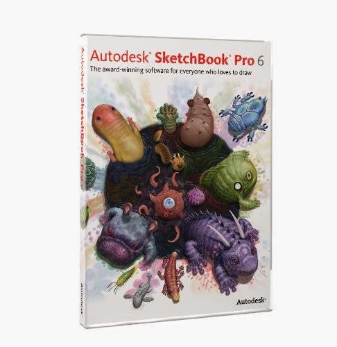 SketchBook Pro 6 Image
