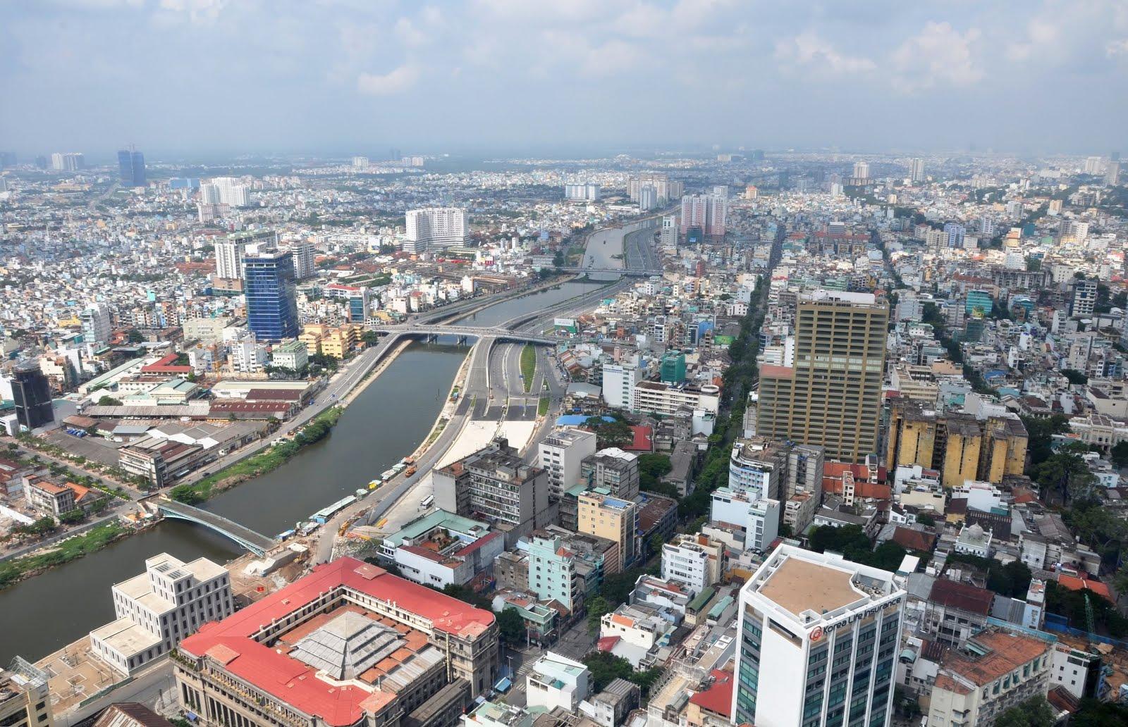Ho Chi Minh, Cidade do Vietnã
