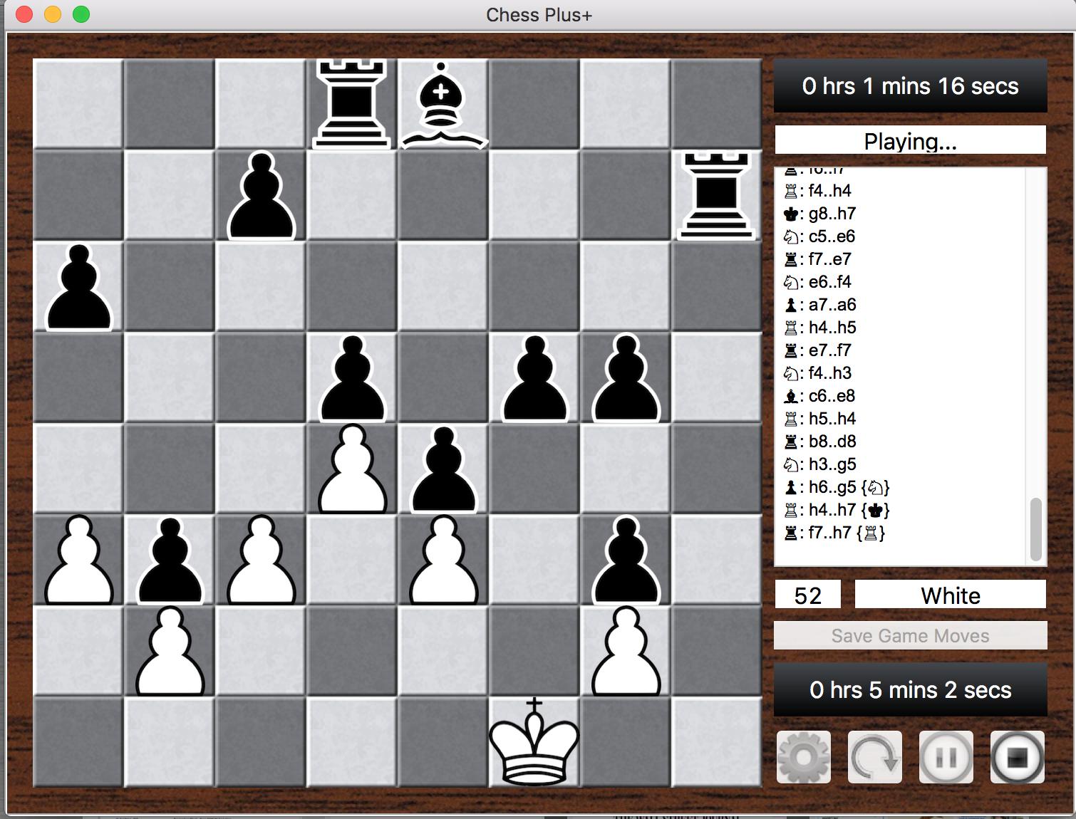 Chess Moves Cheat Sheet Golfclub
