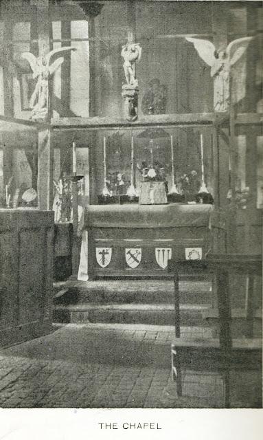 Resultado de imagen para R.H. Benson chapel
