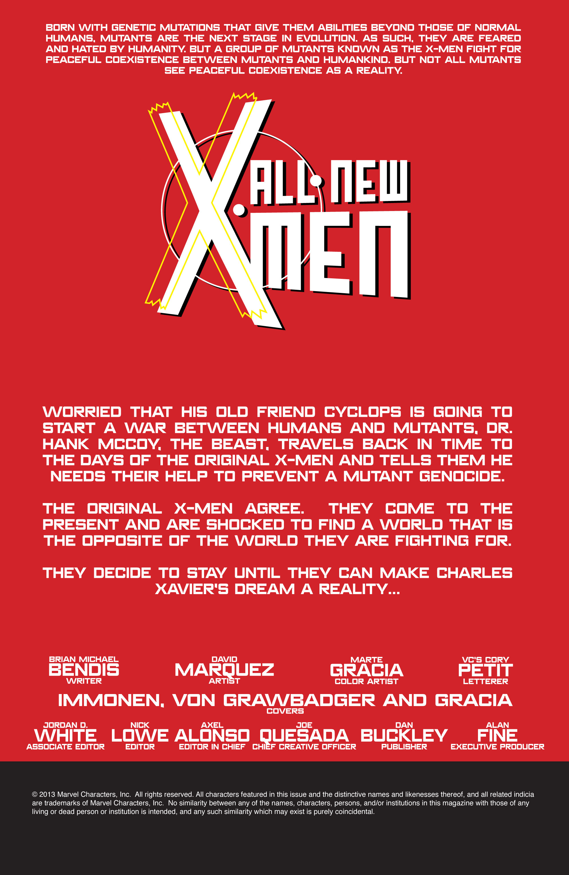 Read online All-New X-Men (2013) comic -  Issue # _Special - Here To Stay - 44
