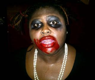 Funny Pictures Of  Naija Halloween 1