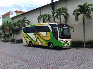 Sewa Bus Pariwisata PO. Bozz Moeda Surabaya