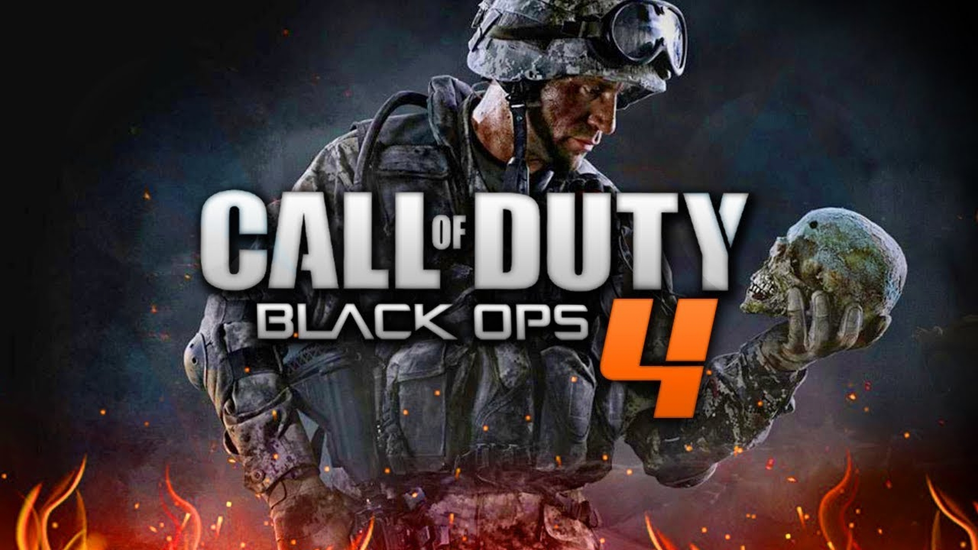 Call Of Duty Black Ops 4 Wallpapers: Call Of Duty (COD) Black Ops 4 Wallpapers