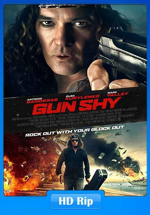 Gun Shy 2017 WEB-DL 480p x264 300MB Movie Poster