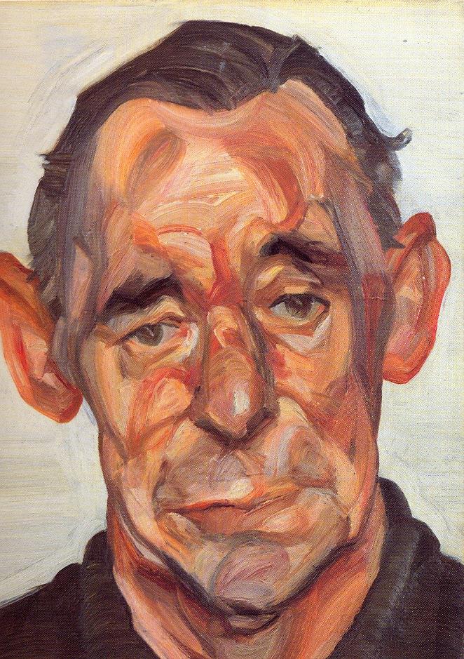 Henrietta Barnett School Art Department  Yr 10 Lucian Freud Portrait Project
