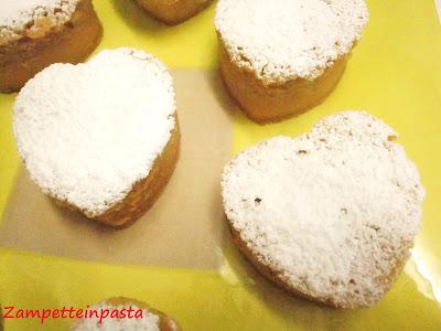 Torta con mele frullate - Dolcetti di mele