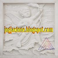 Motif  Angel Naik Kapal