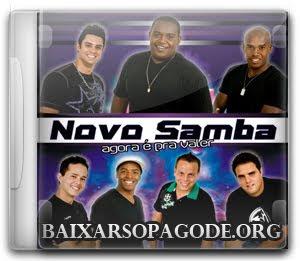 Novo Samba – Agora é Pra Valer (2010)