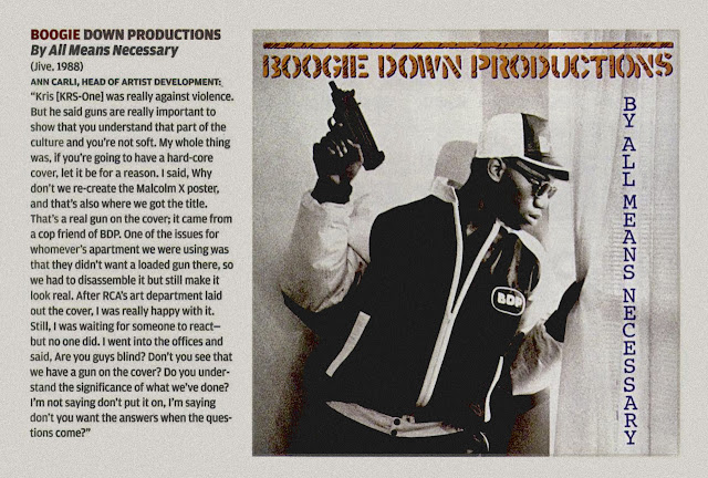 "KRS-One Boogie Down Productions By All Means Necessary ""Hip-Hop Nostalgia"""