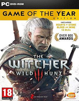 تحميل لعبة The Witcher 3 Wild Hunt