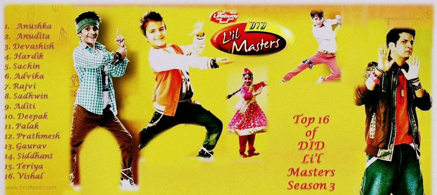 Grand Premier of Top 16 DID Little Masters contestants: Bachchagiri Continued with Master Muddasar Khan!